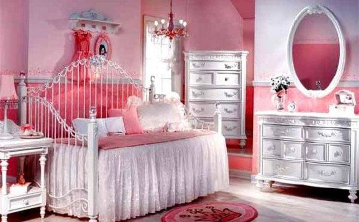 Home Design Little Girls Room Decor