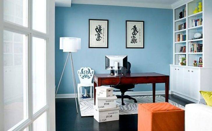 Home Office Colors House