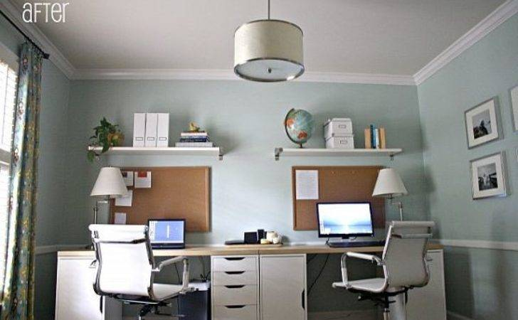 Home Office Desk Ideas Two