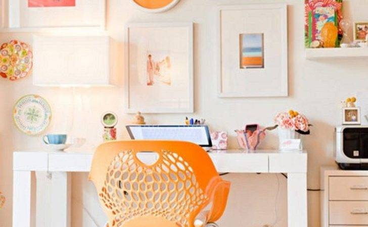Home Office Ideas Color Schemes