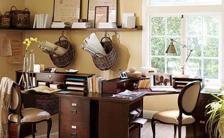 Home Office Interior Design Exotic House Designs