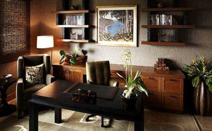 Home Office Traditional Decorating Ideas Bar