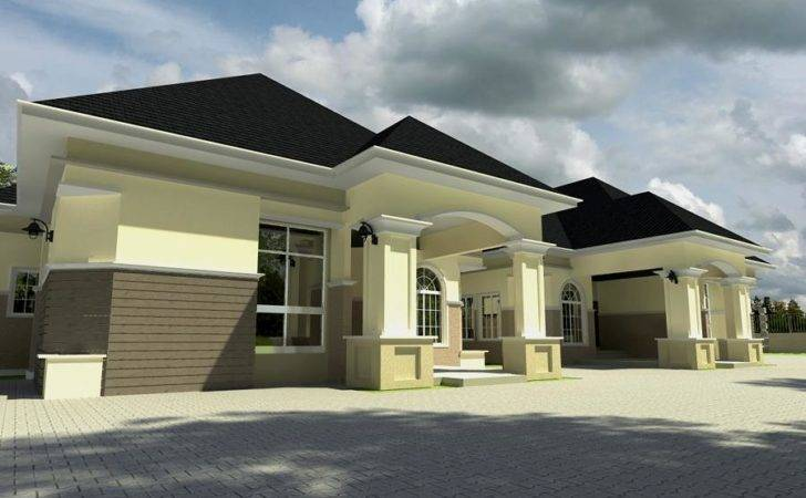 Home Plans Bungalows Nigeria Starluv May
