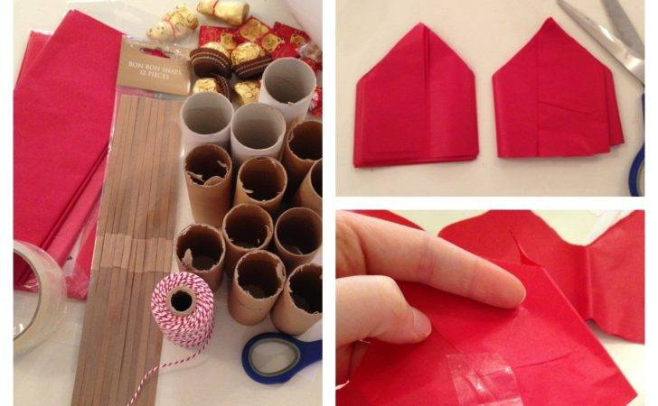 Homemade Christmas Crackers Claire Creations