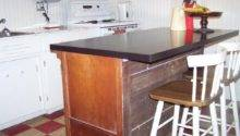 Homemade Kitchen Island Glorious Surrender