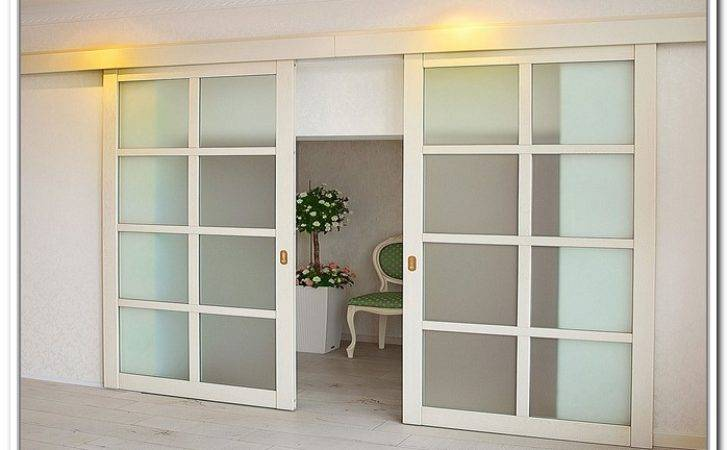 Homeofficedecoration French Doors Interior Sliding
