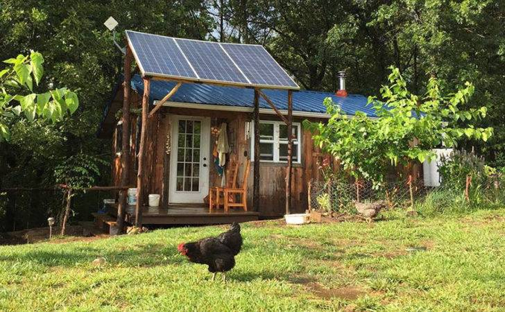 Homestead Honey Off Grid House