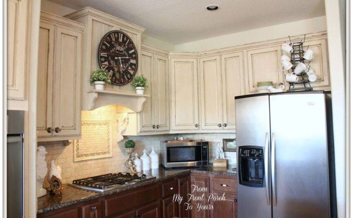 Hometalk Creating French Country Kitchen Cabinet