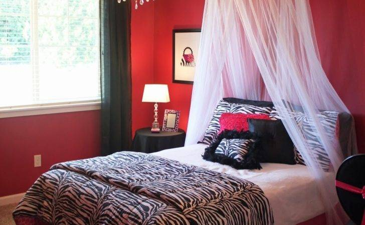 Hot Pink Bedroom Paint Ideas