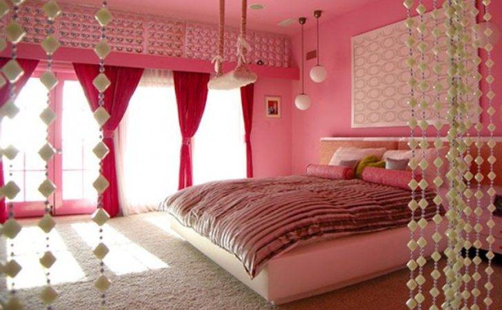 Hot Pink Girls Bedrooms Fresh Decor Ideas