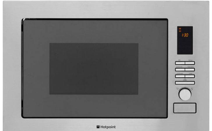 Hotpoint Newstyle Mwh Integrated Microwave Oven