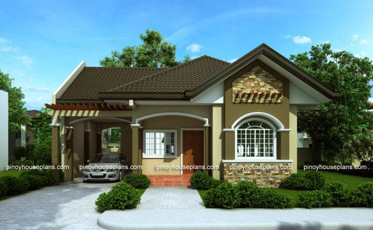 House Design Bungalow Floor Plan Home Deco Plans