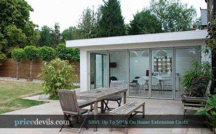 House Extension Designs Costs Price