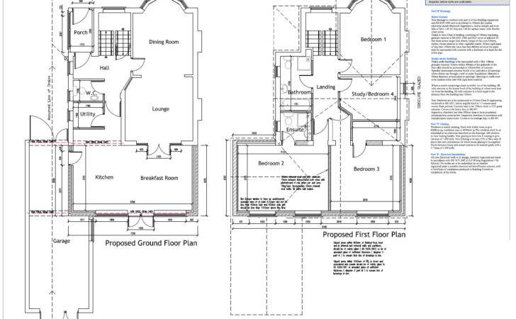 House Extension Plans Examples