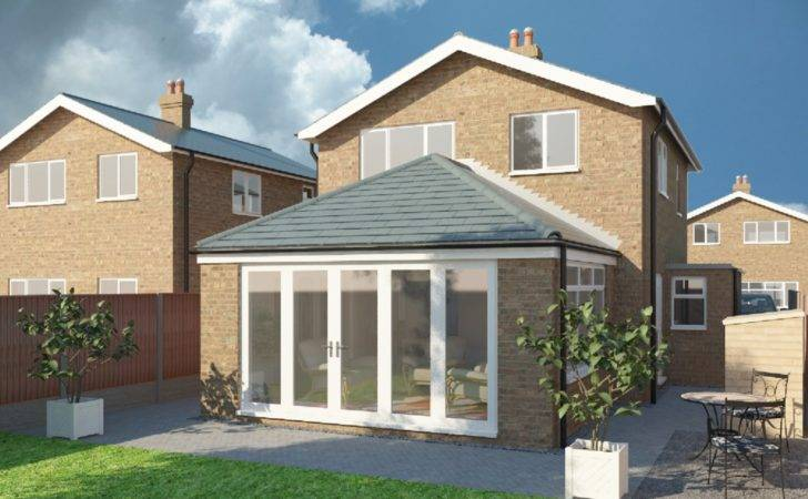 House Extension Plans Home Design Style