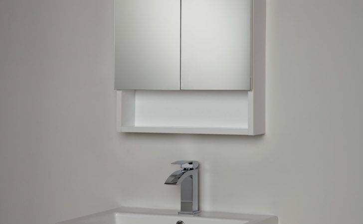 House John Lewis Equate Mirrored Bathroom Octer