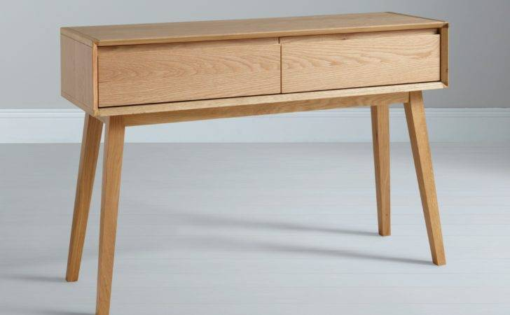 House John Lewis Stride Console Table Shopping