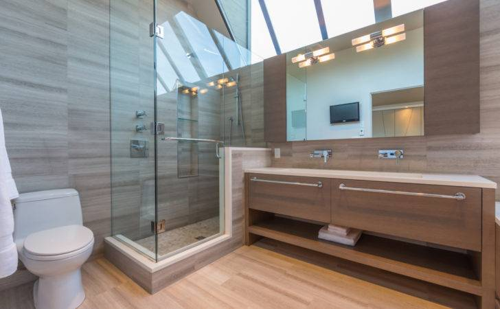 House Modern Sauna Design Ideas Corner Bathroom
