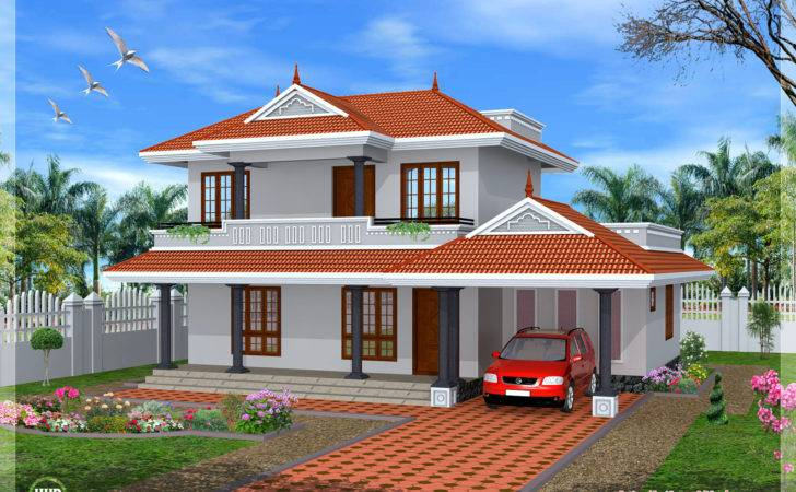 House Roof Including Design Hamipara