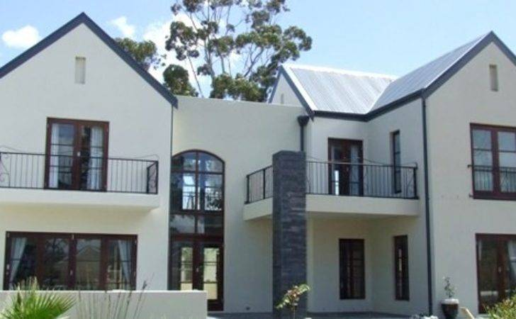 House Wood Somerset West Cape Town South Africa