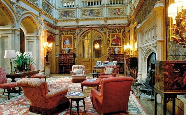 Houses State Highclere Castle Downton Abbey Photos