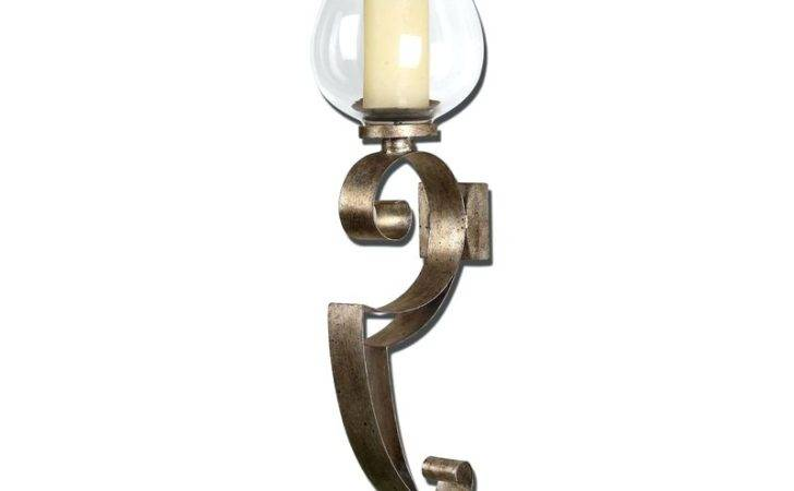 Hurricane Wall Sconce Candle Holder Foter