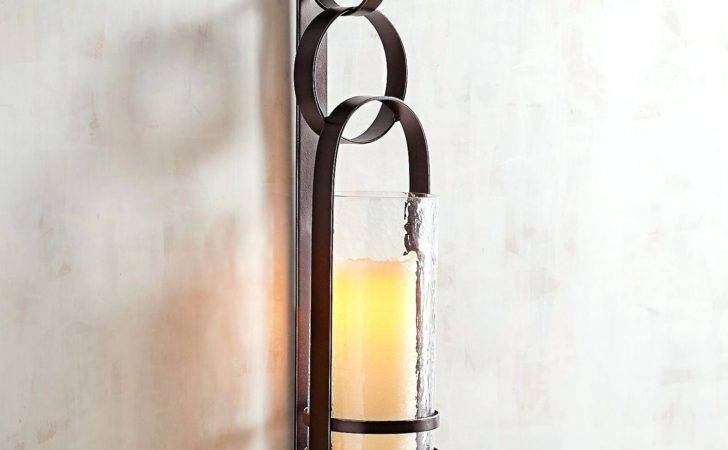Hurricane Wall Sconce Candle Holder Sconces Holders