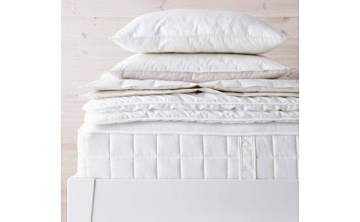 Hyllestad Pocket Sprung Mattress Medium Firm White