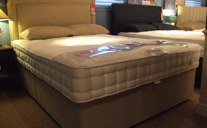 Hypnos Oxford King Divan Bed Clearance