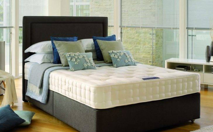 Hypnos Posture Support Silk Divan Bed Collection Smiths