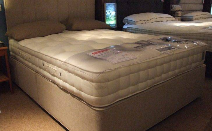 Hypnos Stratford King Divan Clearance