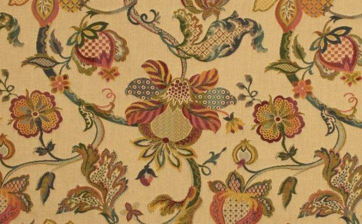 Ibiza Tapestry Fabric Beige Just Fabrics