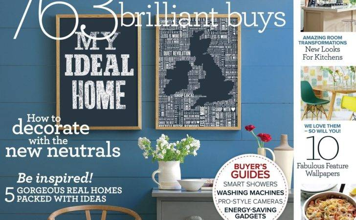 Ideal Home Commission Bold Noble