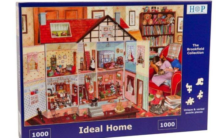 Ideal Home Teile House Puzzles Puzzle