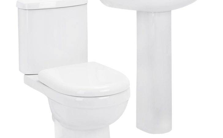 Ideal Toilet Basin Set