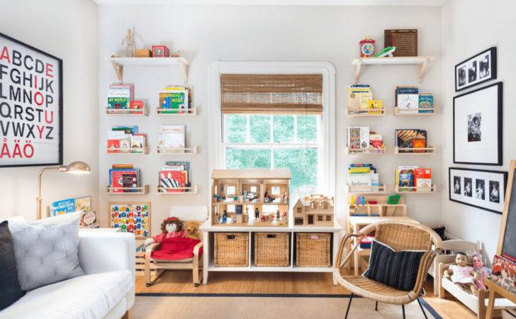 Ideas Adding Color Kids Room