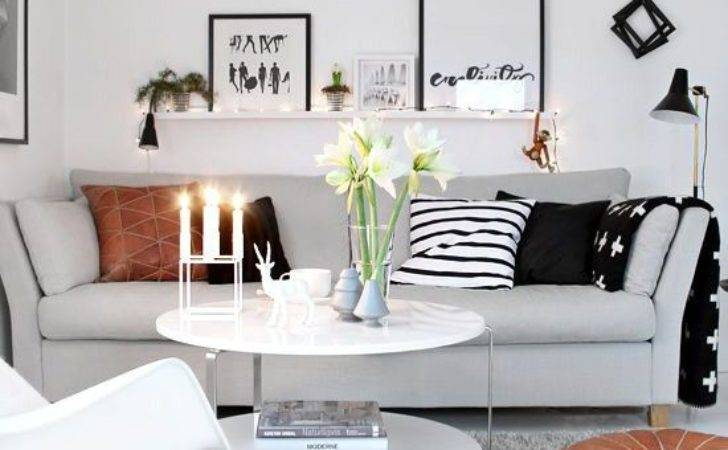 Ideas Decorate Your Small Living Room More