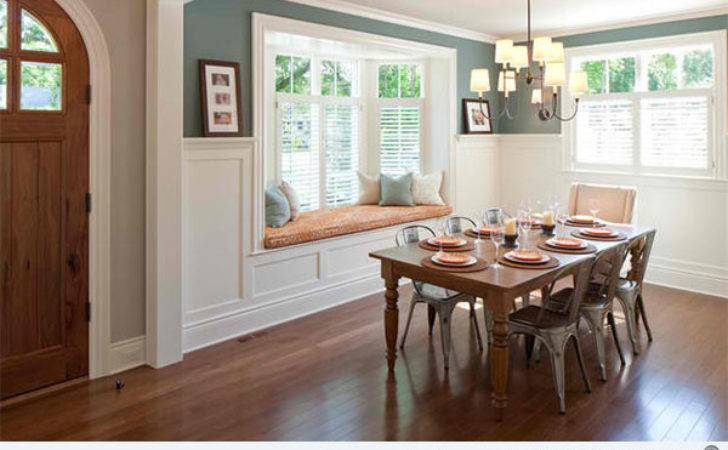 Ideas Designing Dining Rooms Bay Window Home
