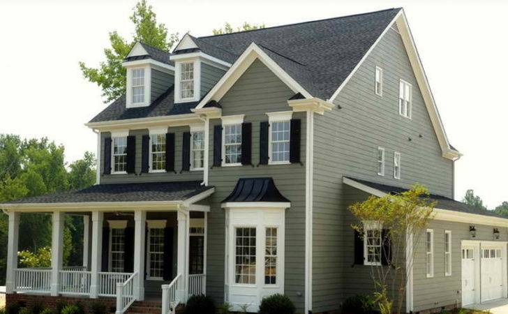Ideas Gray Painting House Exterior Modern