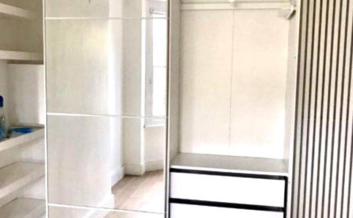 Ideas Ikea Mirrored Wardrobes