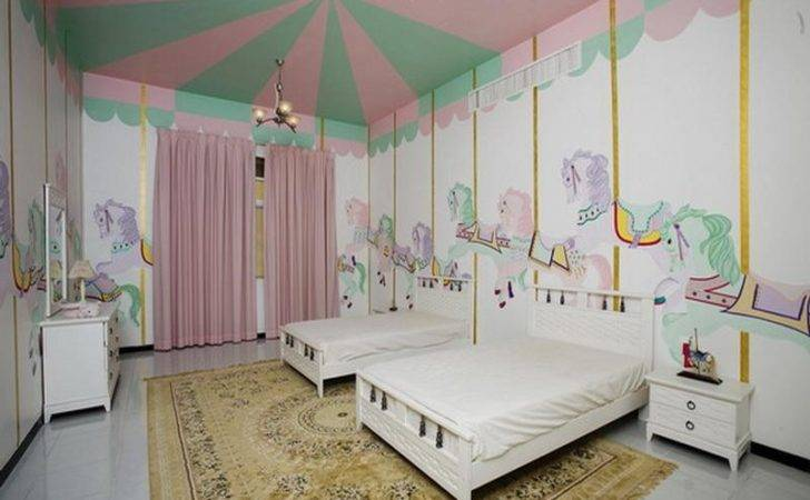 Ideas Little Girl Rooms Make Your Girls Room