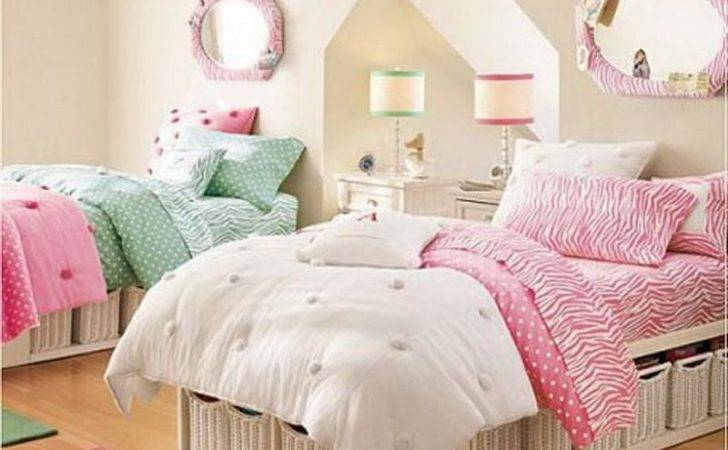 Ideas Little Girl Rooms Twin Bedroom Design Stroovi