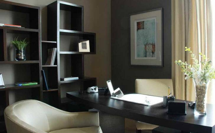 Ideas Modern Home Office Interior Design