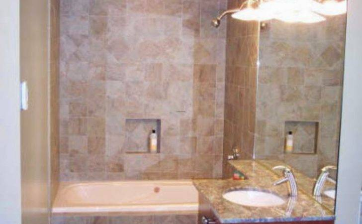 Ideas Small Bathrooms Home Improvement
