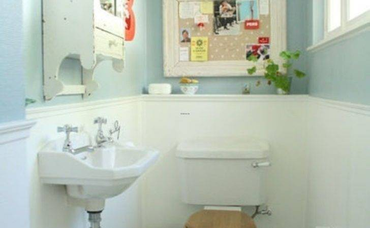 Ideas Very Small Bathroom Pinterest
