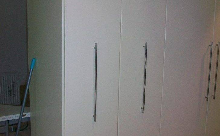 Ikea Kitchen Larder Cupboard Carcass Pull Out Drawers