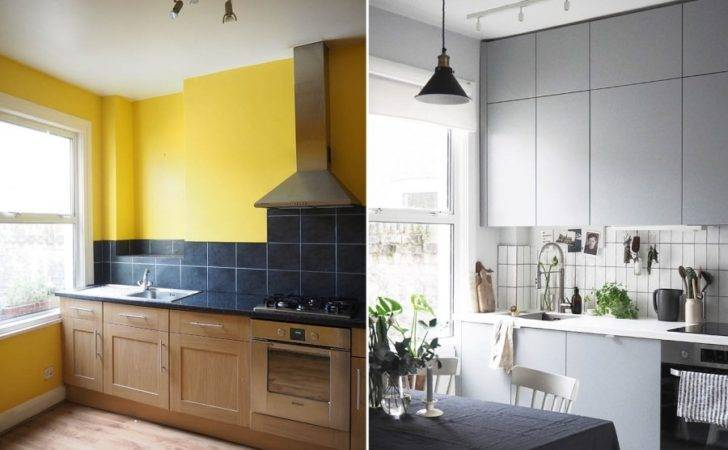 Ikea Kitchen Makeover Transformation Cate Hill