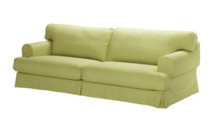 Ikea Sofa Couch Cover Thrifty Crafty Hack Hovas