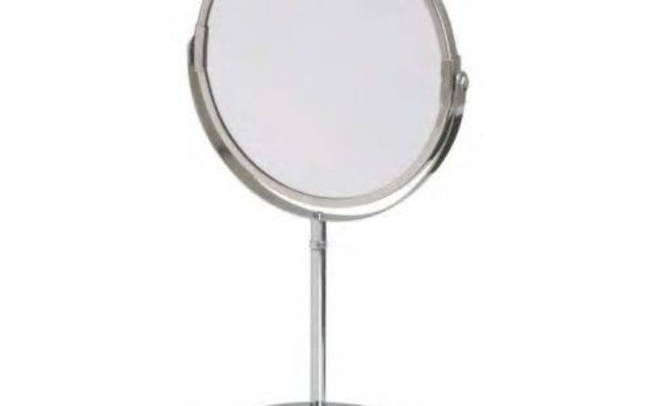 Ikea Trensum Mirror Bathroom Oneside Withmagnifying