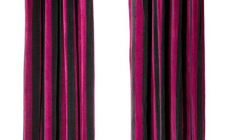 Ikea Tvide Natvide Curtains Drapes Panels Lilac Purple